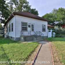 Rental info for 1231 E 6th Street in the Sioux Falls area