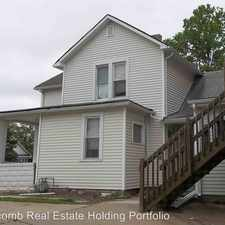 Rental info for 414 W Wheeler St in the Macomb area