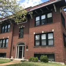 Rental info for 6601 Clayton Rd. in the St. Louis area