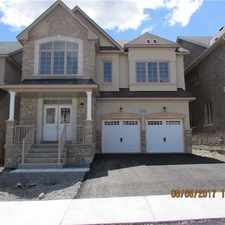 Rental info for 1115 Grainger Trail in the Whitchurch-Stouffville area