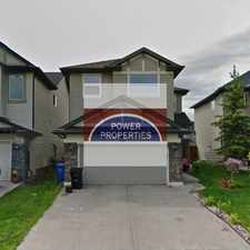 Rental info for 101 Chapalina Terrace Southeast in the Fish Creek Park area