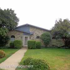 Rental info for 6517 Briarknoll Cir in the Garland area