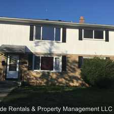 Rental info for 5845 N 61st St. (Upper) in the Silver Spring area