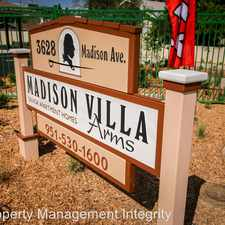 Rental info for 3628 Madison in the Ramona area