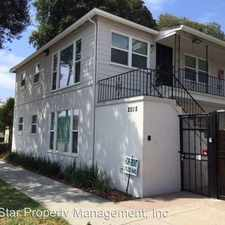 Rental info for 2015 Pine Avenue - 05 in the Los Angeles area