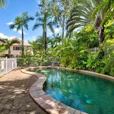 Rental info for Relaxed holiday lifestyle *BREAK LEASE* in the Cairns area