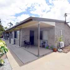 Rental info for :: AIR CONDITIONED AND SECURITY SCREENED - RIGHT IN THE CBD FRINGE! in the West Gladstone area