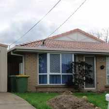 Rental info for Family Home With Yard Maintenance Included in the Brisbane area