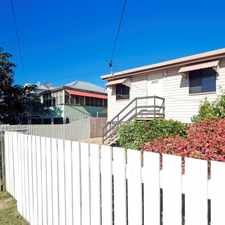 Rental info for Tidy 2 bedroom home with a shed!! in the Rockhampton area