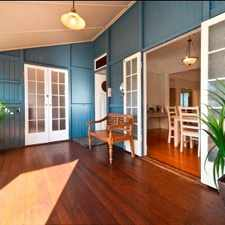 Rental info for BEAUTIFUL HOME IN THE RANGE in the Rockhampton area