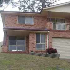 Rental info for Quiet location! in the Green Valley area