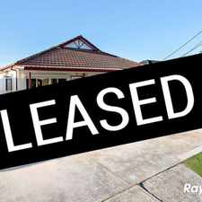 Rental info for Spacious Four Bedroom Family Home