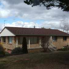 Rental info for LARGE FAMILY HOME WITH GREAT VIEWS in the Armidale area