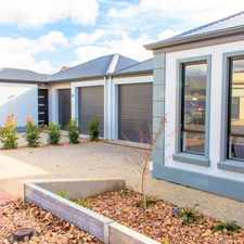 Rental info for Absolute Sophistication In Shalford!! in the Adelaide area