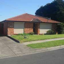 Rental info for SPACIOUS UNIT.......FANTASTIC LOCATION in the Springvale South area