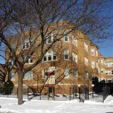 Rental info for 2638 W. Summerdale Ave