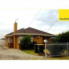 Rental info for Center your Life in the Laverton area