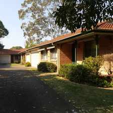 Rental info for DEPOSIT TAKEN - TIDY & CLEAN 2 BEDROOM VILLA FOR RENT in the Penshurst area