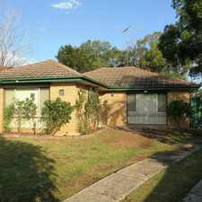 Rental info for BEAUTIFUL BRICK FAMILY HOME!!!