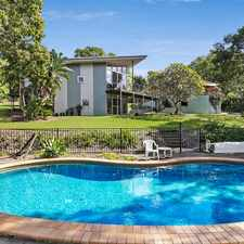 Rental info for Acreage Property with Pool, Granny Flat and HUGE 18m Storage Hanger!