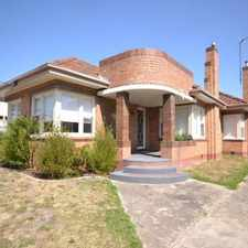 Rental info for Centrally Located Renovated Delight in the Ballarat area