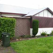 Rental info for CLOSE TO TOWN ON LARGE BLOCK in the Perth area