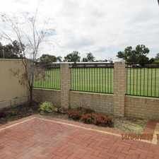 Rental info for EASY CARE HOME CLOSE TO CURTIN UNIVERSITY!