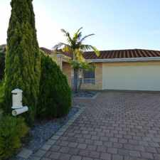 Rental info for PLEASANT LARGE FAMILY HOME in the Perth area