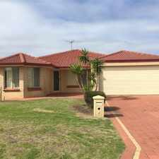 Rental info for Spacious Family Home in the Merriwa area