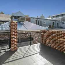 Rental info for NEW - INNER CITY FURNISHED AIR CONDITIONED STUDIO in the Fremantle area