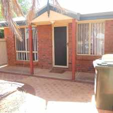 Rental info for Fully Furnished Unit in the Kalgoorlie - Boulder area