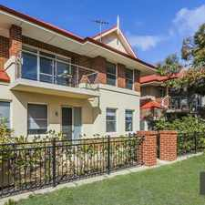 Rental info for Fully Furnished Mount Claremont Retreat in the Mount Claremont area