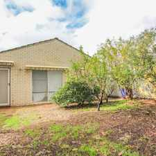 Rental info for GREAT BARGAIN HOME in the Perth area