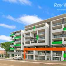 Rental info for BRAND NEW APARTMENT in the Wolli Creek area