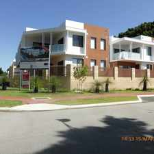 Rental info for Live a modern, secure lifestyle! in the Perth area