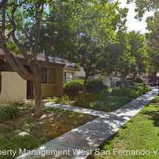 Rental info for 18136 Oxnard St. #39, in the Encino area