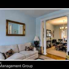 Rental info for 3925 Foster Ave in the Hudson - Highlandtown area