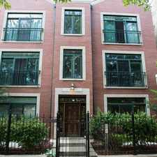 Rental info for 6120 S. Ellis 1N in the Woodlawn area