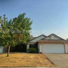 Rental info for Spacious Single Story 3 Bedroom-2 Bath Home w/Fireplace & Cathedral Ceilings
