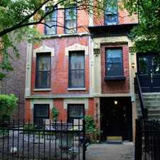 Rental info for 2106 N Bissell St