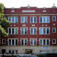 Rental info for 1429 W. Lunt in the Rogers Park area