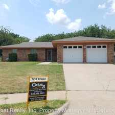 Rental info for 9 Lackland in the 76301 area