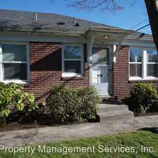 Rental info for 3311 NE Going St #6 in the Portland area