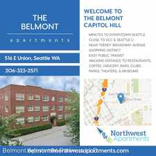 Rental info for 516 E. Union St. 110 in the Seattle area