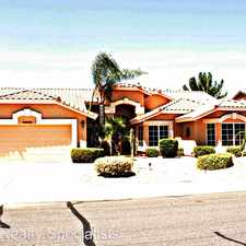 Rental info for 18882 N 88th Dr - 18882 N 88th dr in the Glendale area