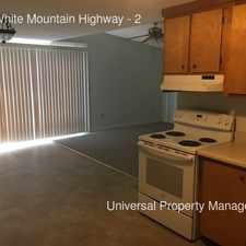 Rental info for 693 White Mountain Highway