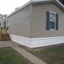 Rental info for Redman 3 bedroom 2 bath singlewide home.