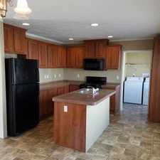 Rental info for Spacious 4 BD 2 Full BA Home Available Now! Call Today!