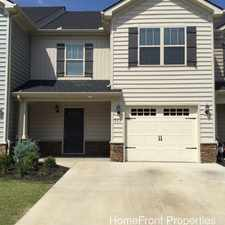 Rental info for 921 Dahlia Dr.