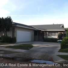 Rental info for 7965 E. Ring Street in the Long Beach area